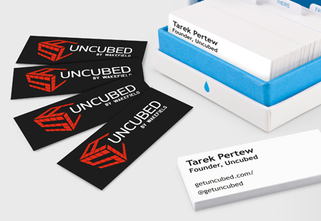 Uncubed cards