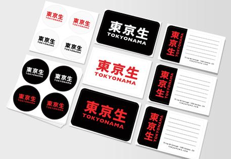 Stickers by Tokyonama