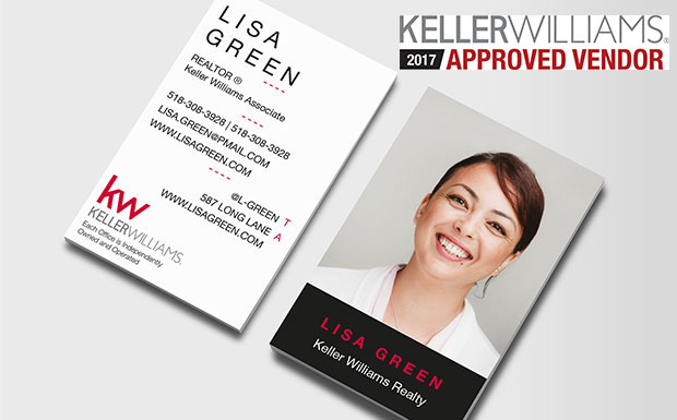 Keller williams associate cards moo united states moo business cards reheart Images