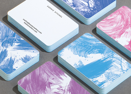 Luxury business cards premium 32pt business cards moo united add alt text here compared to most ordinary business cards luxe colourmoves Image collections