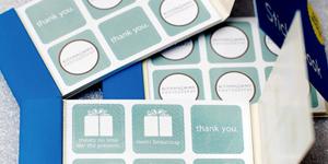 Adhesivos con marca