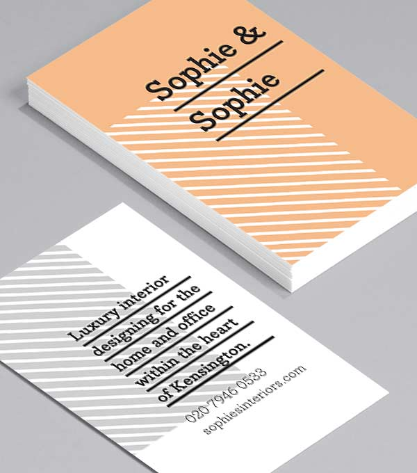 Business Card designs - Now Swatch This