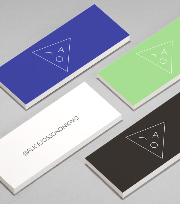 MiniCard designs - What's the angle?
