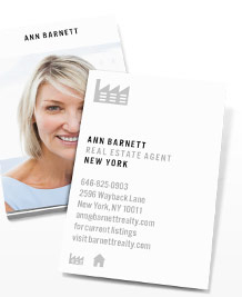 Business Card designs - New View