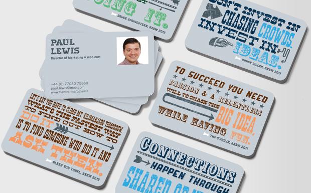 SXSW Quotes cards