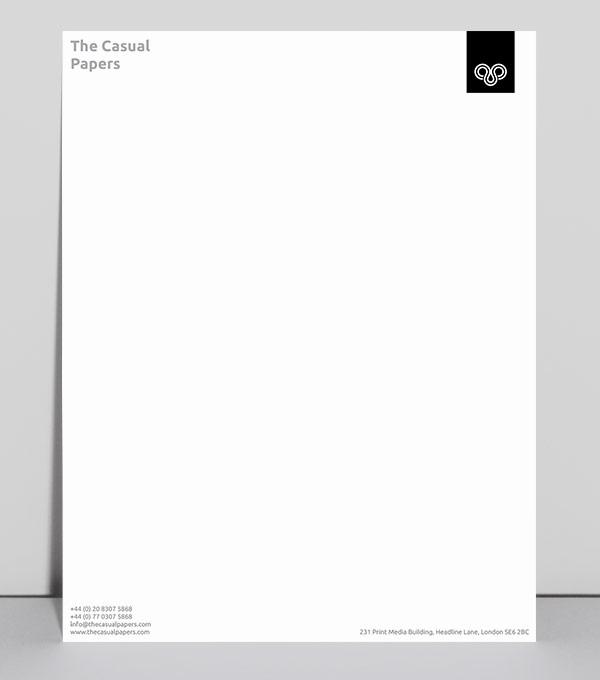 Letterhead designs | MOO (United States)
