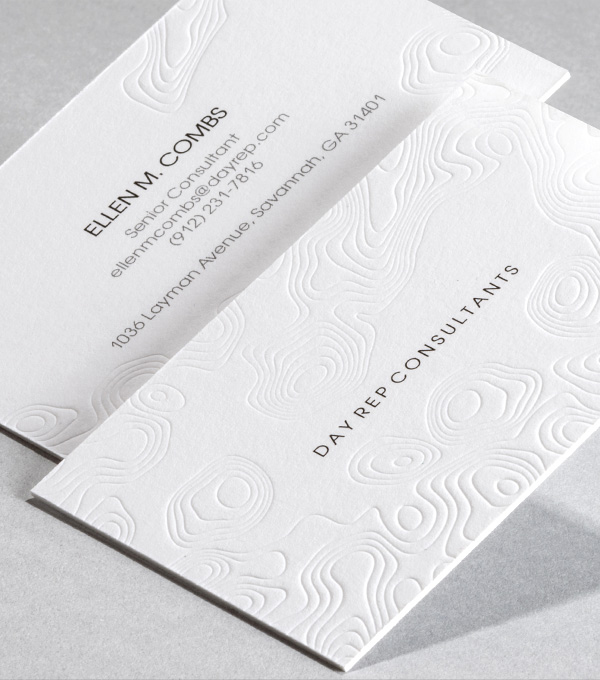 Browse business card design templates moo united states letterpress business card designs colourmoves