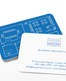 Preview image of Business Card design 'Floor Plan'
