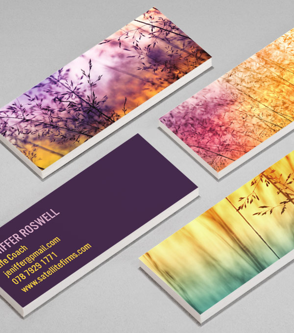 MiniCard designs - Nature's Delight