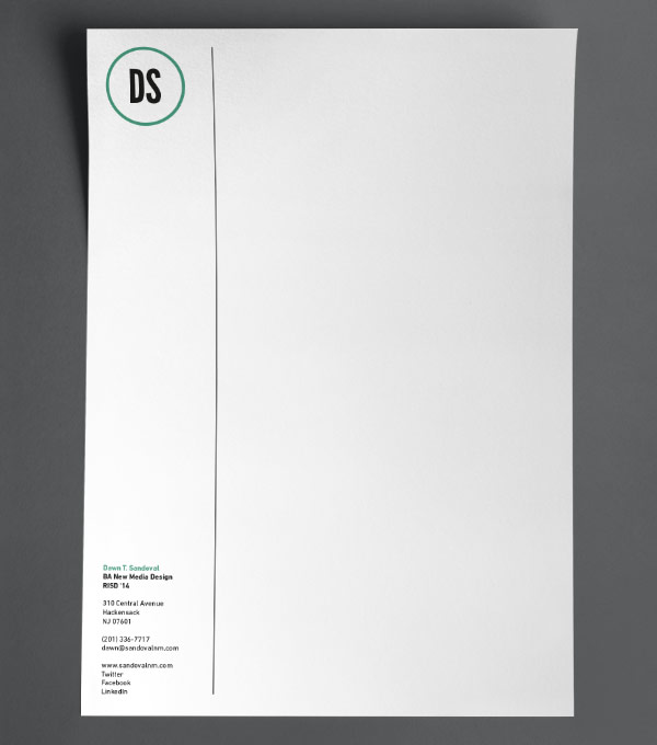 Browse Letterhead Design Templates | MOO (United Kingdom)