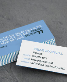 MiniCard designs - You Can Quote Me 2