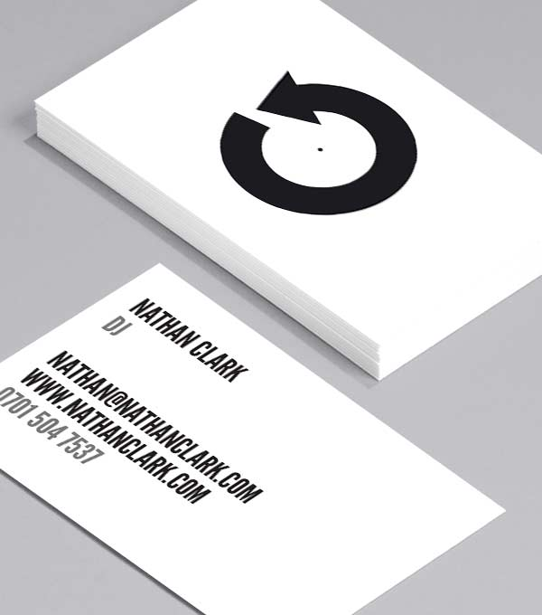 Business Card designs - Back and forth