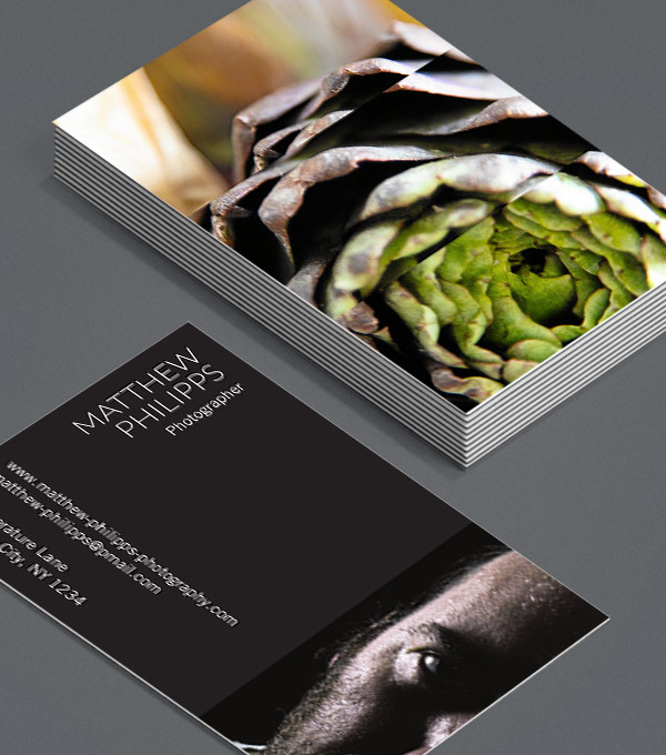 Browse business card design templates moo united states triptych flashek Images