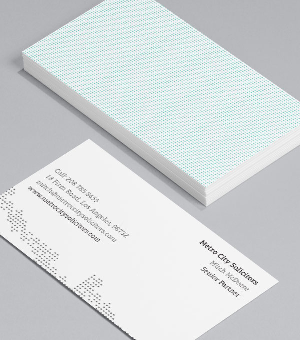 Business Card designs - Totally Textured 2