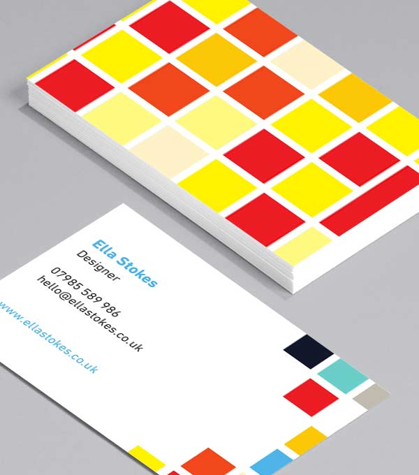 Business Card designs - Big Pixels
