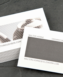 Business Card designs - Layer Cake