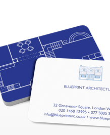 Preview image of Business Card design 'Floor Plan 2'