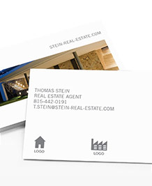 Preview image of Business Card design 'Letterbox'