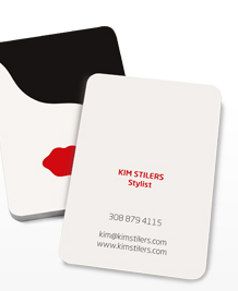 Preview image of Business Card design 'Do it like Dior'