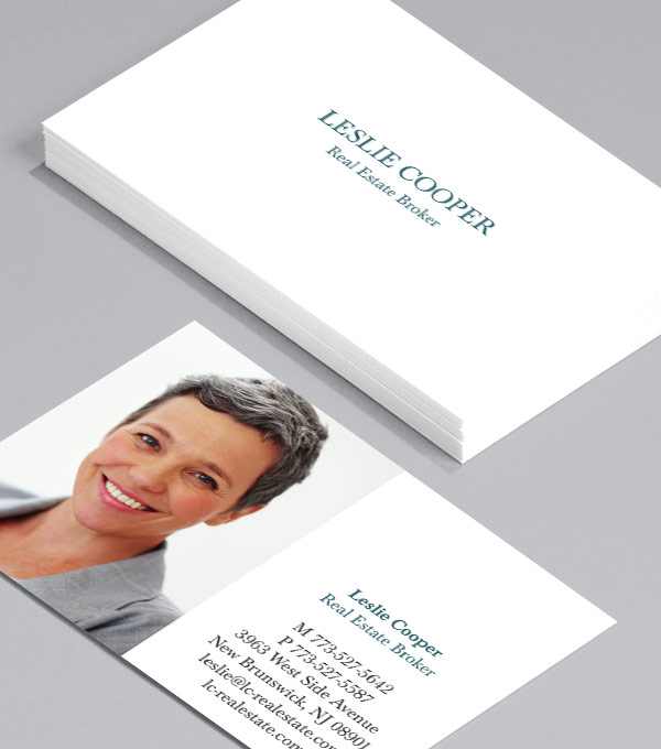 Business Card designs - It's Official