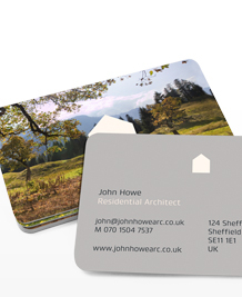 Preview image of Business Card design 'Your Dream Home'