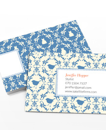Preview image of Business Card design 'Superior Interiors'