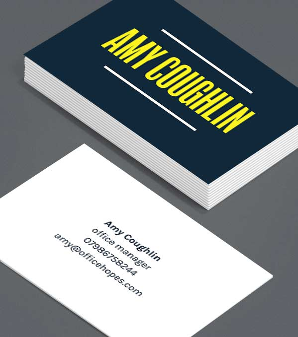 Business Card designs - Modern/Style