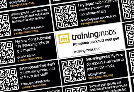 Training Mobs