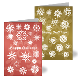 MOO Snowflakes preview