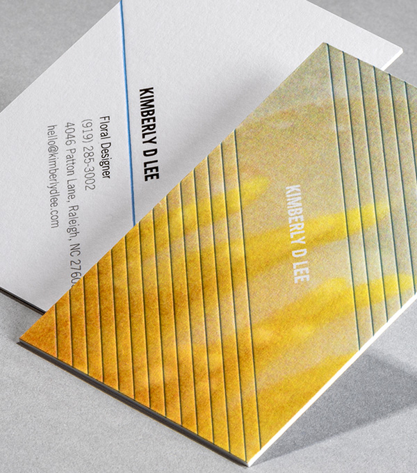 Business Card designs - Dutch Angle