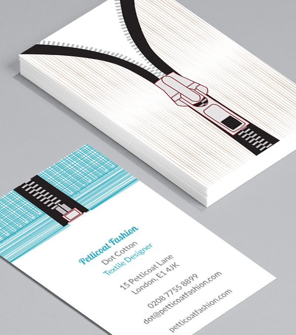 Designs de Cartes de Visite - Zip it!
