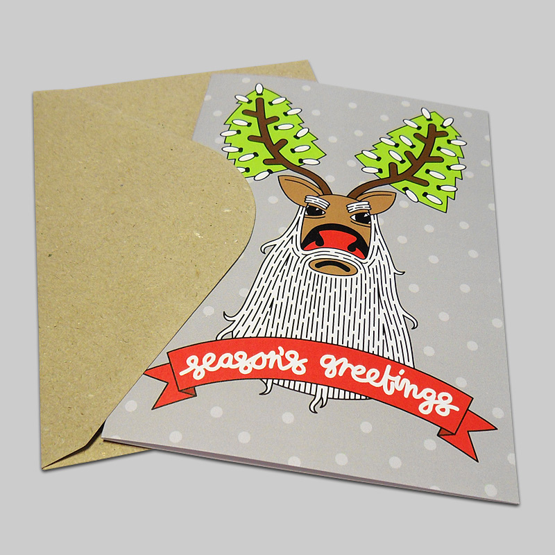 Unique Corporate Christmas Cards - 2018 images & pictures - Business ...