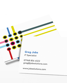 Preview image of Business Card design 'Circuit Training'