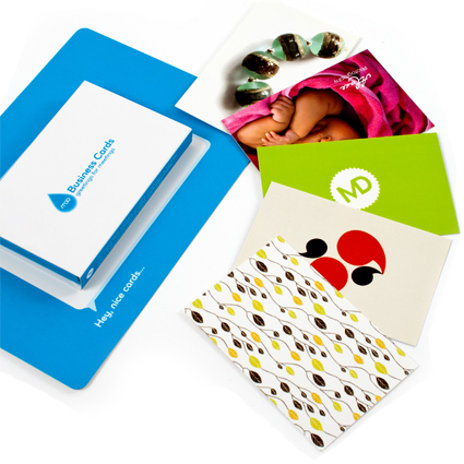 Moo 10 free premium business cards free standard shipping moo is offering 10 free business cards start promoting yourself or you business with a new set of business cards colourmoves