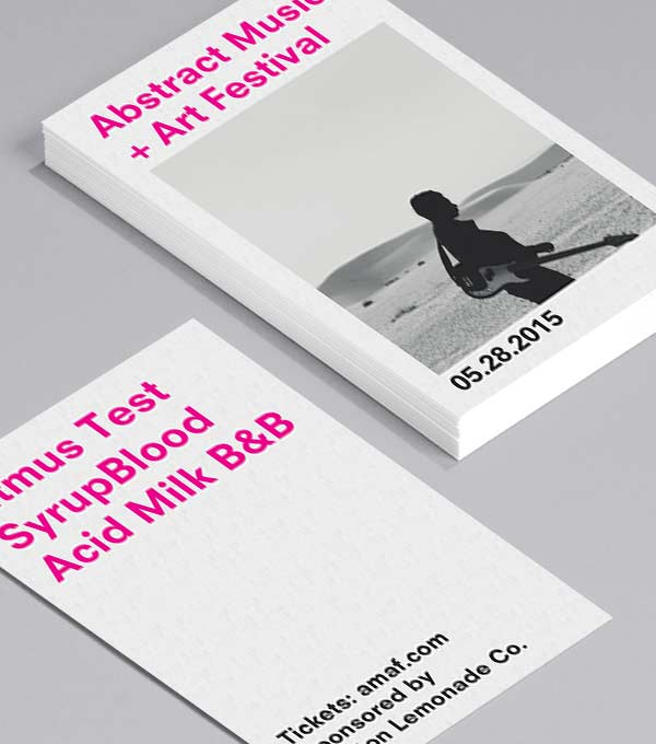 Business Card designs - What's Going On