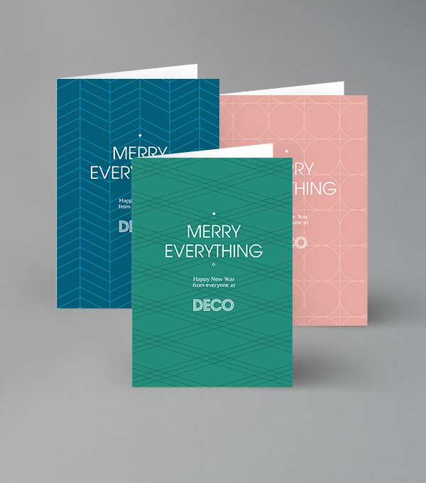 Préférence Designs de Cartes de Vœux | MOO (France) IG29
