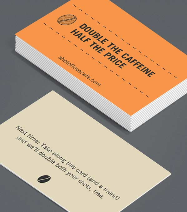 Business Card designs - Wonderbeans