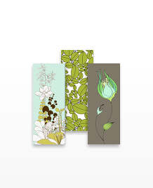 Preview image of MiniCard design 'Wild Flowers'