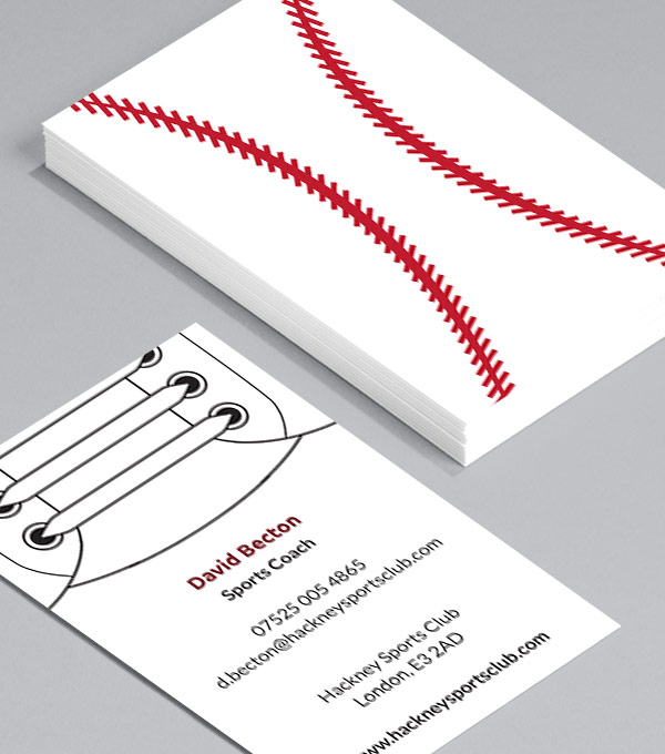 Business Card designs - Sports Illustrated