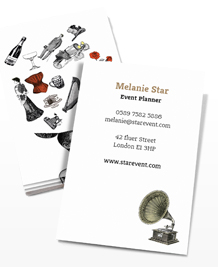 Business Card designs - Idea Explosion