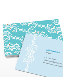 Preview image of Business Card design 'Love Bird'