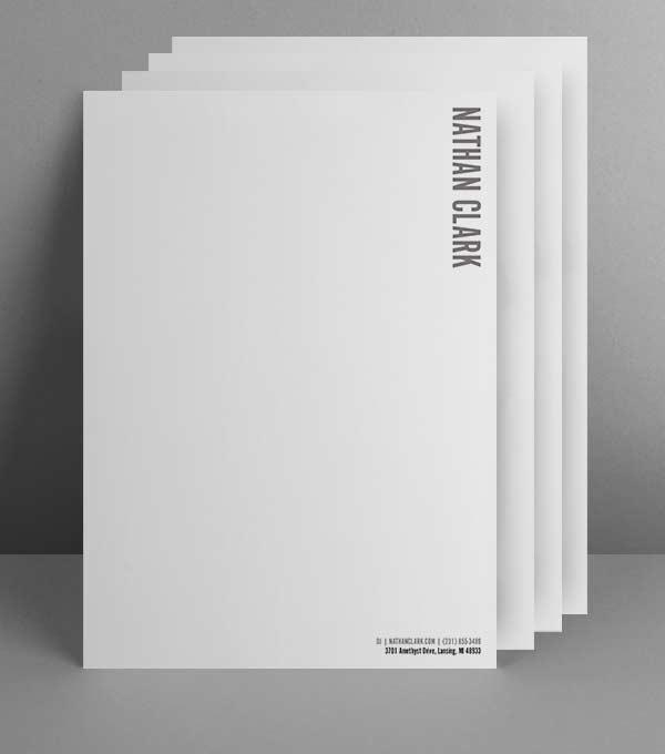 Außergewöhnlich Briefpapier-Designs | MOO (Deutschland) #VH_65