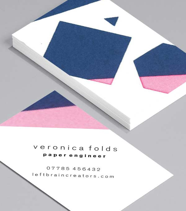 Business Card designs - Geo Gorgeous