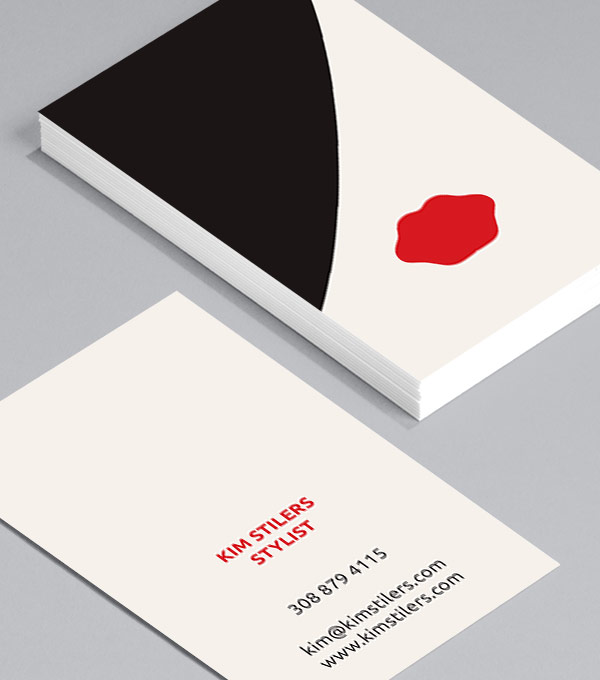 Business Card designs - Do it like Dior