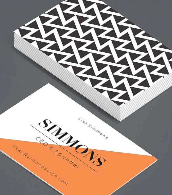 Business Card designs - Deeper Shade