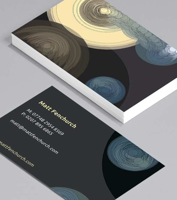 Business Card designs - City Storm