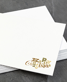 Notecard designs - Get Happy