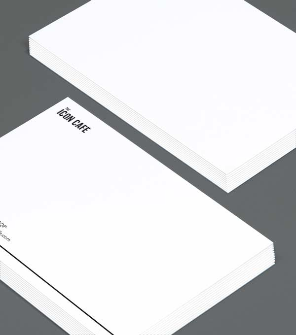 Designs de Cartes de Note - Icon