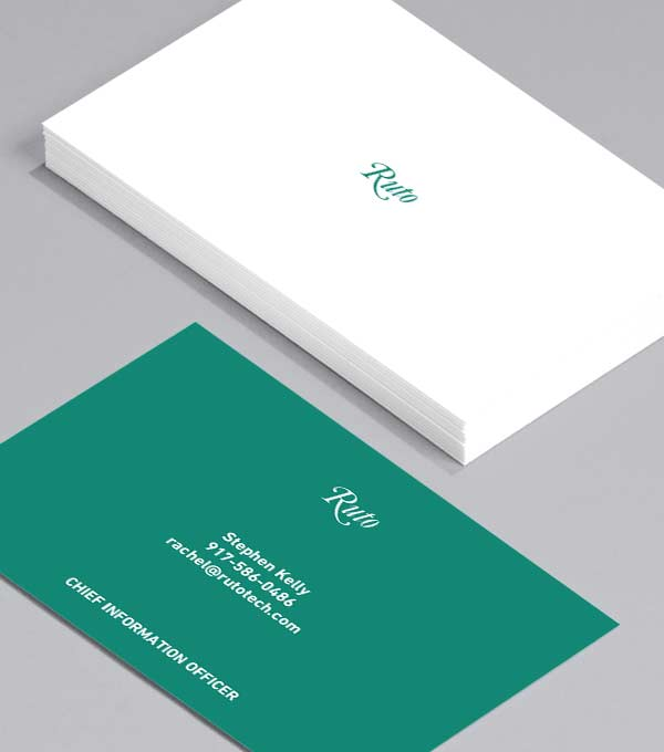 Business Card designs - Self-Centred