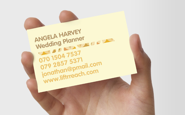 I'm a Business Card